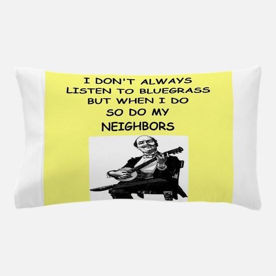 bluegrass Pillow Case