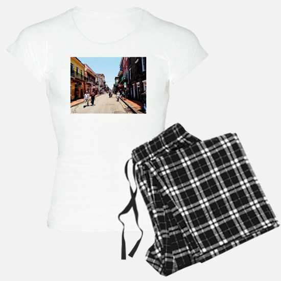 New Orleans Bourbon Pajamas