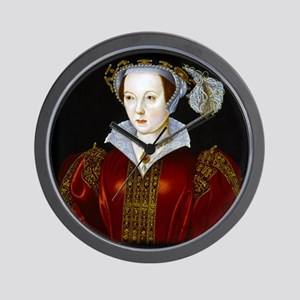 Katherine Parr Wall Clock