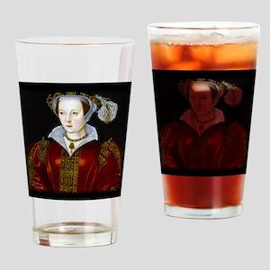 Katherine Parr Drinking Glass