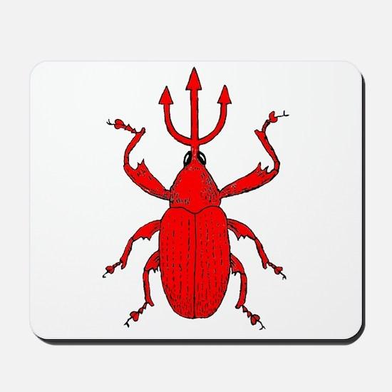 Bo The Evil Weevil Mousepad