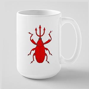 Bo The Evil Weevil Mugs