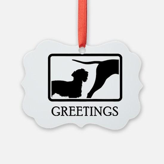 Cesky-Terrier-07A Ornament