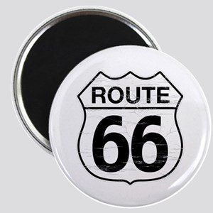 Route 66 W Magnet