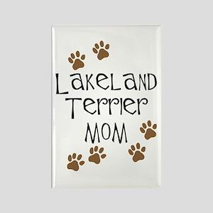 Lakeland Terrier Mom Magnets