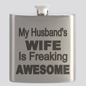 My Husbands Wife is Freaking Awesome Flask