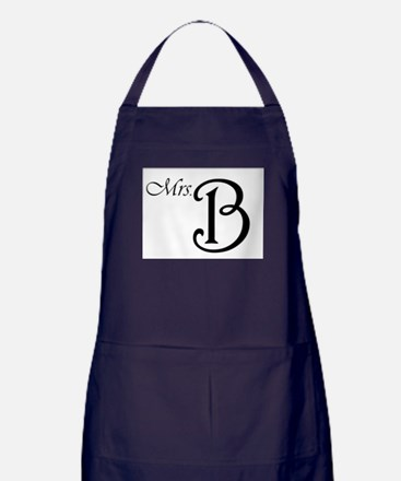 Mrs. B Apron (dark)