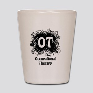 OT Splash Shot Glass
