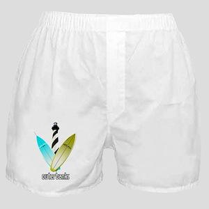 NOLINA OUTERBANKS SURF LIGHTHOUSE Boxer Shorts