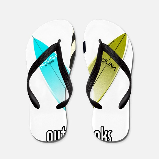 NOLINA OUTERBANKS SURF LIGHTHOUSE Flip Flops