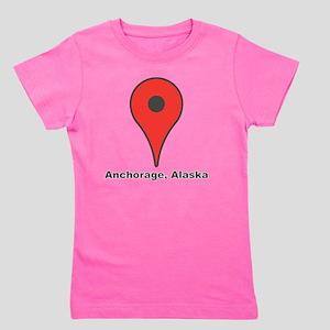 anchorageAK Girl's Tee