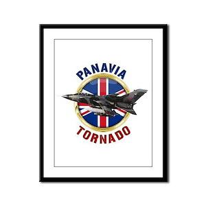 Panavia Tornado Framed Panel Print