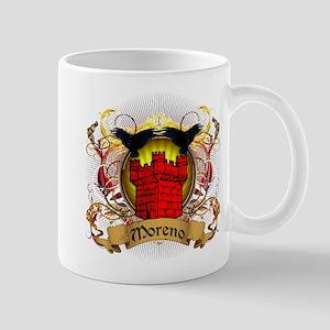 Moreno Family Crest Mug