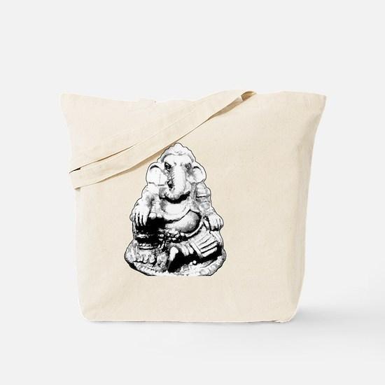 Seated Ganesh (Ganesha) Tote Bag