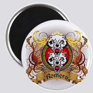 Romero Family Crest Magnet