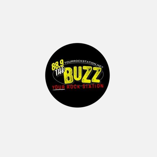 88.9 The Buzz Mini Button