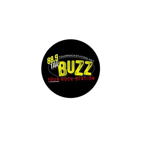 88.9 The Buzz Mini Button (10 pack)