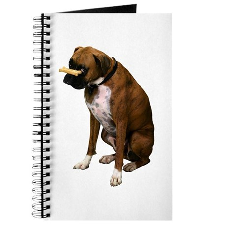 Brindle Boxer Photo Journal