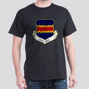 55th Wing Dark T-Shirt