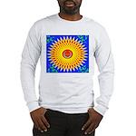 Spiral Sun Long Sleeve T-Shirt