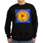 Spiral Sun Sweatshirt (dark)