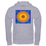 Spiral Sun Hooded Sweatshirt