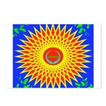 Spiral Sun Postcards (Package of 8)