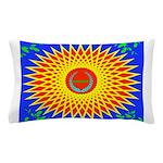 Spiral Sun Pillow Case