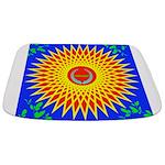 Spiral Sun Bathmat