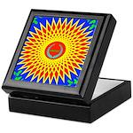 Spiral Sun Keepsake Box