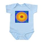 Spiral Sun Infant Bodysuit