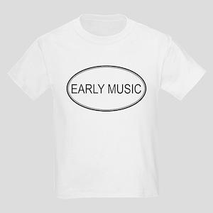 EARLY MUSIC Kids Light T-Shirt