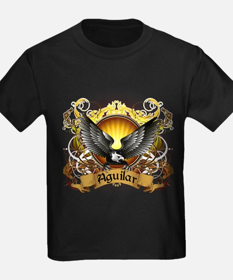 Aguilar Family Crest T