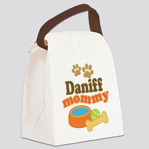 Daniff Mom Canvas Lunch Bag