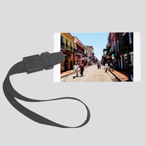 New Orleans Bourbon Luggage Tag