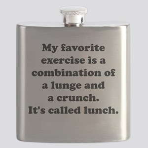 My Favorite Exercise Flask