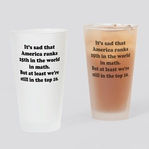 Still In The Top 10 Drinking Glass