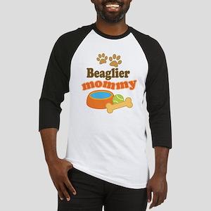 Beaglier Mom Baseball Jersey