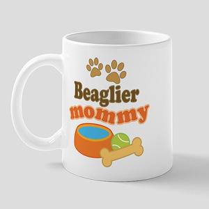 Beaglier Mom Mug