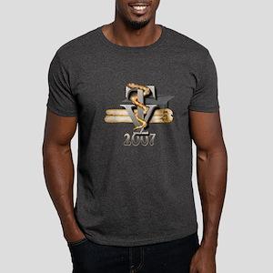 Vet Tech Grad 2007 Dark T-Shirt