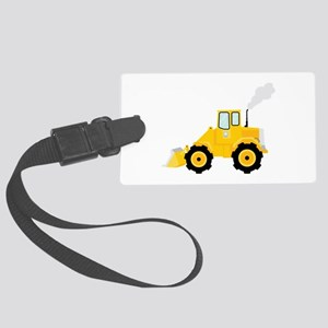 Loader Tractor Luggage Tag