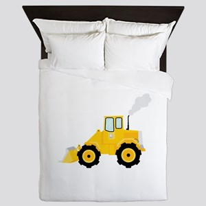 Loader Tractor Queen Duvet