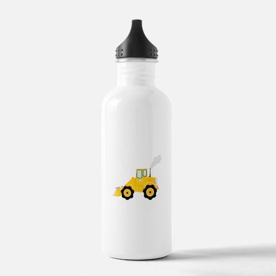 Loader Tractor Water Bottle
