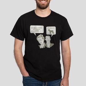 Soft Coated Wheaten Terrier Dark T-Shirt