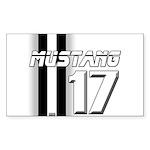 mustang 2017 Sticker
