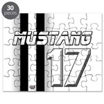 mustang 2017 Puzzle