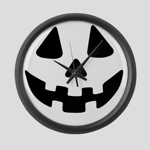 Jack OLantern Large Wall Clock