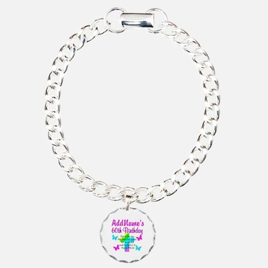 GOD LOVING 60TH Bracelet