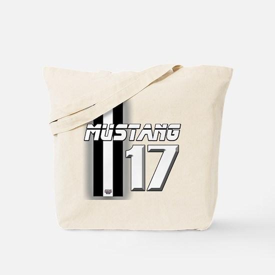 mustang 2017 Tote Bag