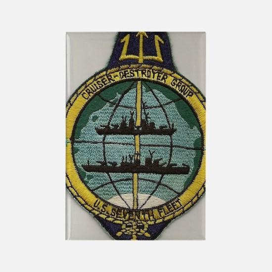 US seventh Fleet Rectangle Magnet